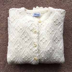 Vintage Wintuk Acrylic Sweater